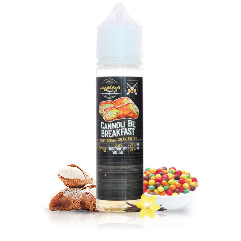 Cannoli Be Breakfast - Cassadaga Liquids