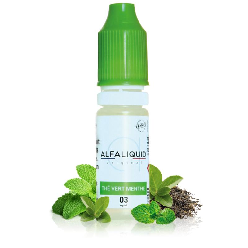 Thé Vert Menthe - Alfaliquid