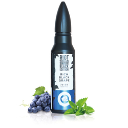 Rich Black Grape 50ML - Riot Squad