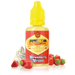 Concentré 30ml Strawberry Cream - Customixed