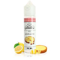 La Tarte au Citron 50ml - Ma Petite Gourmandise