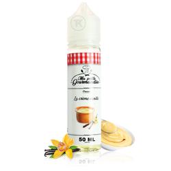 La Crème Vanille 50ml - Ma Petite Gourmandise