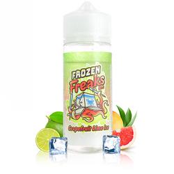 Grapefruit & Lime Ice 100ml - Frozen Freaks