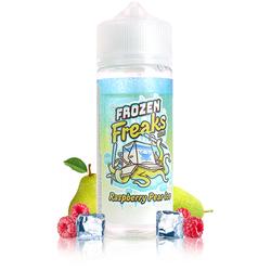 Raspberry & Pear Ice 100ml - Frozen Freaks