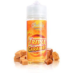 Triple Caramel 100ml - Chubbiz