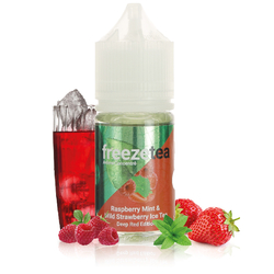 Concentré Raspberry Mint & Wild Deep Red Edition 30ml - Freeze Tea
