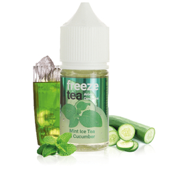 Concentré Mint Ice Tea Cucumber 30ml - Freeze Tea