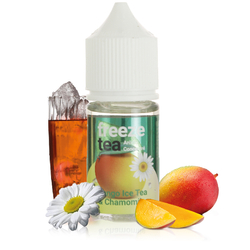 Concentré Mango Ice Tea & Chamomile 30ml - Freeze Tea