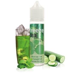 Mint Ice Tea & Cucumber 50ml - Freeze Tea