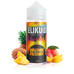 Orange Fusion 100ml - O'Juicy