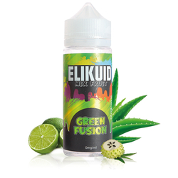 Green Fusion 100ml - O'Juicy