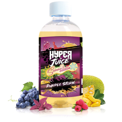 Purple Storm 200ml - Hyper Juice