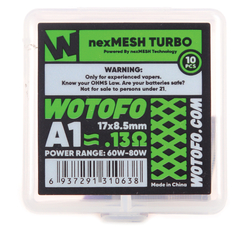 nexMESH Turbo - Wotofo