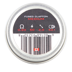 Fused Clapton - GM Coils