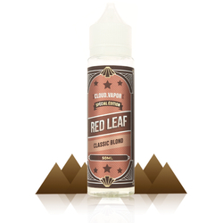 Red Leaf 50ml - Cloud Vapor