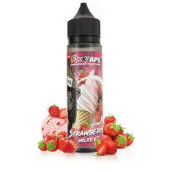 Strawberry Milky Ice 50ml - Funky Ape