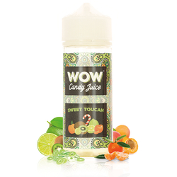 Sweet Toucan 100ml - Wow Candy Juice by Made in Vape