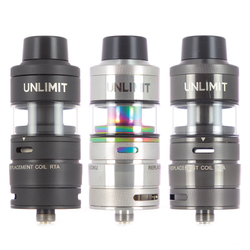 Unlimit DL RTA 24mm - Kizoku