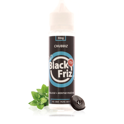 Black Friz 50ml - Chubbiz