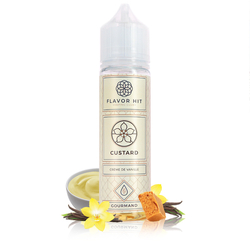 Custard 50ml - Flavor Hit