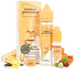 Nuts & Custard 60ml - Instinct Gourmand