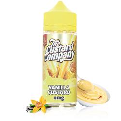 Vanilla Custard 100ml - The Custard Company
