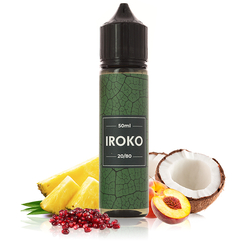 Iroko 50ml - Cloud Vapor