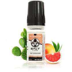 Red Commander Sel de Nicotine - Le French Liquide