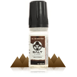 USA Strong Sel de Nicotine - Le French Liquide