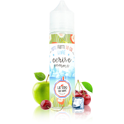 Cerise Pomme 50ml - Tutti Frutti Du Coq Givré