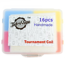 Kit Tournament Coils 4 en 1 - Tubrovape