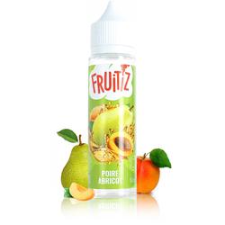 Poire Abricot 50ml - Fruitiz
