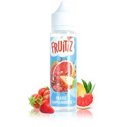 Fraise Pamplemousse 50ml - Fruitiz