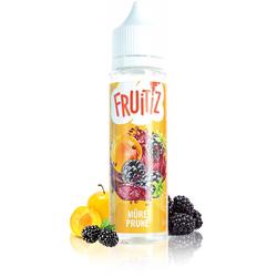 Mûre Prune 50ml - Fruitiz