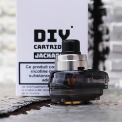 Cartouche RBA Jackaroo Pod - Vandy Vape
