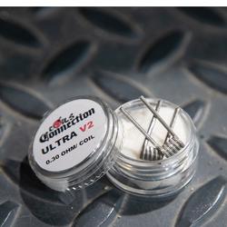 Ultra V2 - Coils Connection