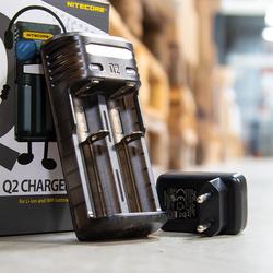 Chargeur Q2 - Nitecore