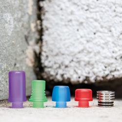 Kit Drip Tips 810 T5 - ReeWape