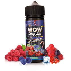 Rhinolipop 100ml - Wow Candy Juice by Made in Vape