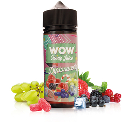 Diplosweety 100ml - Wow Candy Juice by Made in Vape