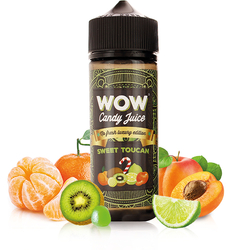 Sweet Toucan No Fresh 100ml - Wow Candy Juice by Made in Vape