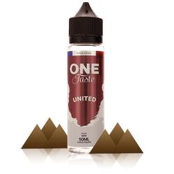 United 50ml One Taste - E.Tasty