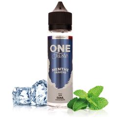 Menthe Fraiche 50ml One Taste - E.Tasty