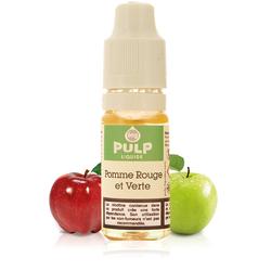 Pomme Rouge et Verte 10ml - Pulp