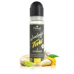 2 Citrons 50ml Wonderful Tart - Le French Liquide