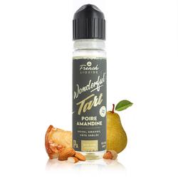 Poire Amandine 50ml Wonderful Tart - Le French Liquide