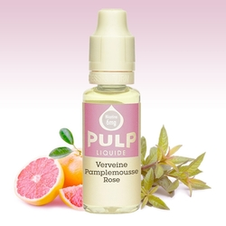 Verveine Pamplemousse Rose 10ml - Pulp