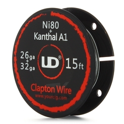 Clapton Wire Ni80 + A1 - UD