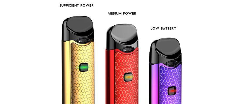 Une LED colorée