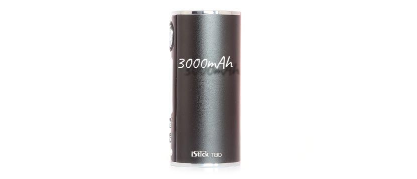 La box iStick T80 et sa batterie de 3000 mAh